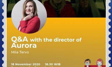 Q&A 'Aurora'