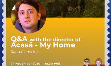 Q&A 'Acasa – My home'