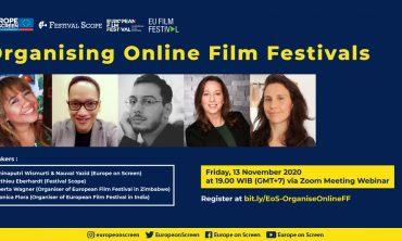 Organising Online Film Festivals