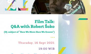Film Talk: Here We Move Here We Groove