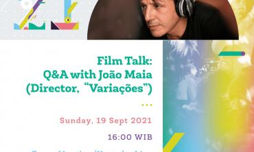 Film Talk: Variações