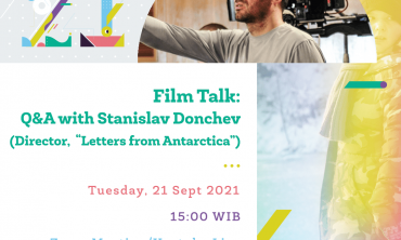 Film Talk: Letters from Antarctica