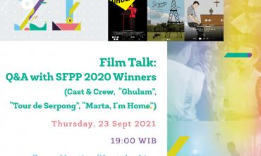 Film Talk: SFPP 2020 Winners