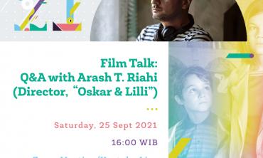 Film Talk: Oskar & Lilli: Where No One Knows Us