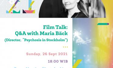 Film Talk: Psychosis in Stockholm