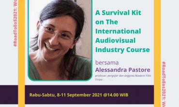 The International Audiovisual Industry: A Survival Kit