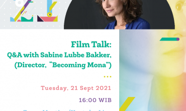 Film Talk: Becoming Mona